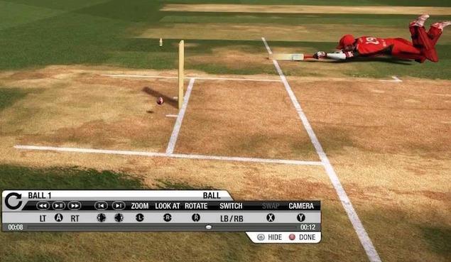 replay_don_bradman_cricket_big_ant.jpg - Don Bradman Cricket Review: