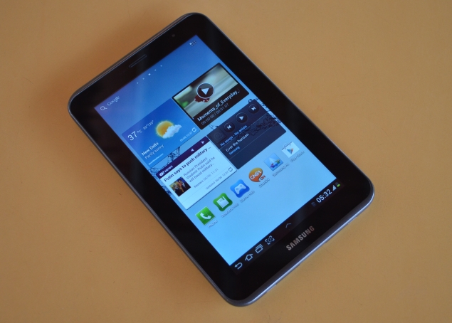 Samsung Galaxy Tab 2 310 review