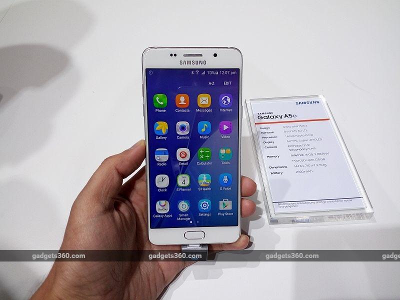 samsung_galaxy_a5_2016_screen_ndtv.jpg - Samsung Galaxy A7