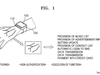Samsung Patent Hints at Smartwatch That Scans Veins to Verify Identity 1
