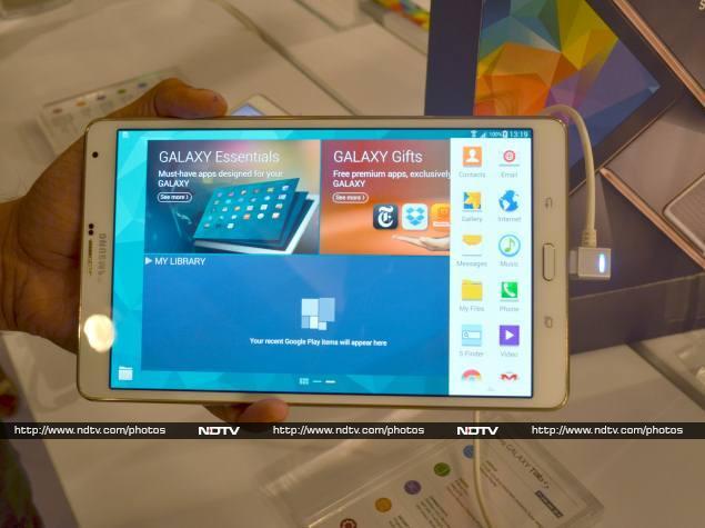 Samsung Galaxy Tab S 8.4: First Impressions