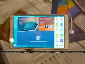 Samsung Galaxy Tab S 8.4 6