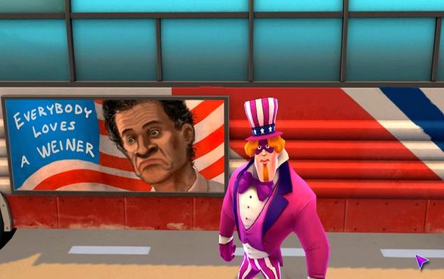 Supreme League of Patriots Review: Sloppy Fun
