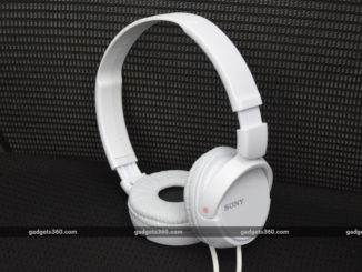 Sony MDR-ZX110 Review 4