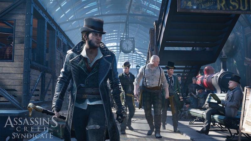 station_assassins_creed_syndicate_ubisoft.jpg - Assassin's Creed Syndicate Review