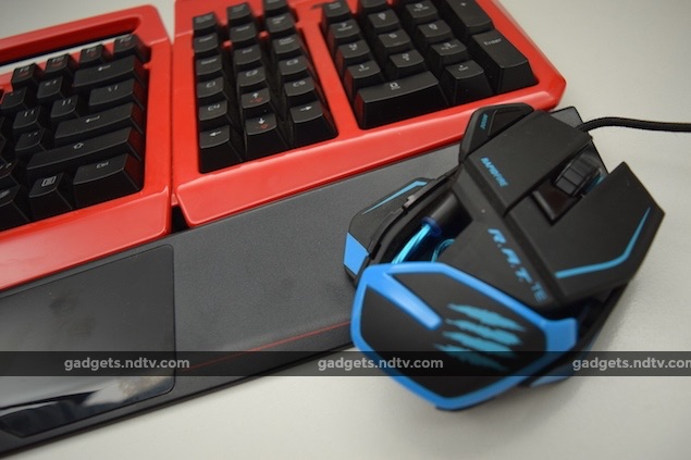 Mad Catz S.T.R.I.K.E. TE and Mad Catz R.A.T. TE Review: Better Than They Look