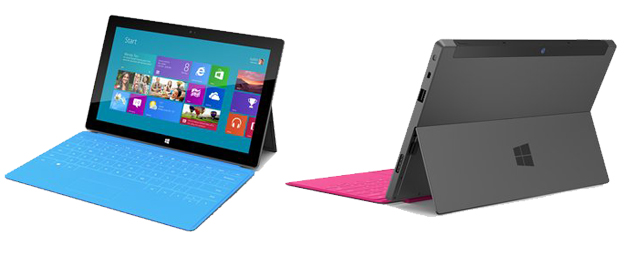 Microsoft Surface: First look