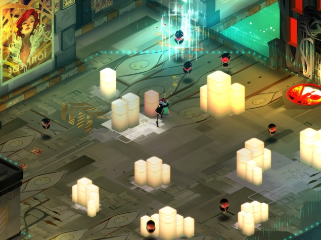 transistor_fight_cells.jpg - Transistor For IOS Review